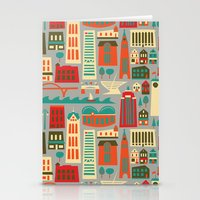 milwaukee Stationery Cards featuring My Fair Milwaukee by Allison Beilke Designs