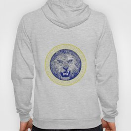 Versace Lion Hoody