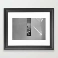 Time to Think 3 Framed Art Print