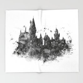 Hogwarts Throw Blanket