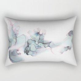 Abstract Alcohol Ink 6248 Rectangular Pillow