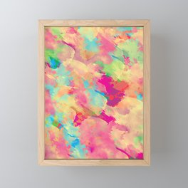 Abstract 40 Framed Mini Art Print