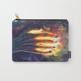 Hand study #4. Touch the stars Carry-All Pouch