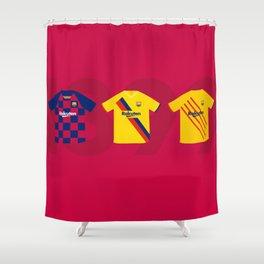 Barcelona Kits 2019/2020 Shower Curtain