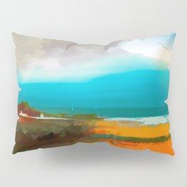East Coast - Baltic Sea Pillow Sham