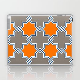 Ancient South Italian Majolica Tile Laptop & iPad Skin