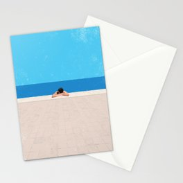 Pool 4 Stationery Cards