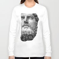greek Long Sleeve T-shirts featuring greek by bobbybard