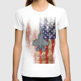 USAF Lockheed Martin F-35B T-shirt