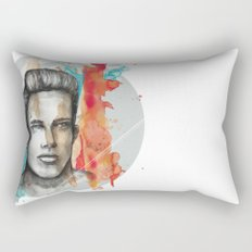Philippe by carographic, Carolyn Mielke Rectangular Pillow