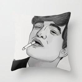 Robert Pattinson  Throw Pillow