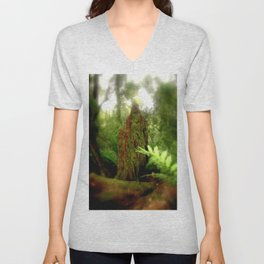 Stumped Unisex V-Neck