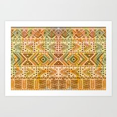 East By West Art Print