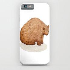 Brown Bear Slim Case iPhone 6s