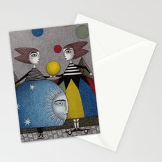 Ball Game Stationery Cards