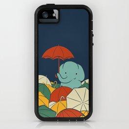 Umbrellaphant iPhone Case