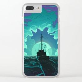 Bigger Boat Clear iPhone Case