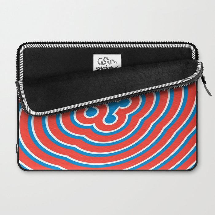 Safety Third Racing Team Logo - variant 1 Laptop Sleeve