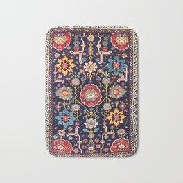 Shirvan Caucasian Afshan Antique Rug Print Bath Mat