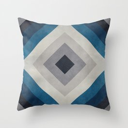 Greece Hues Tunnel 2 Throw Pillow