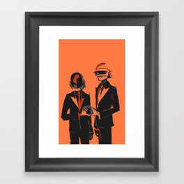 Random Access Memories Framed Art Print