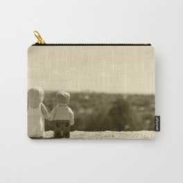 Wedding Print Carry-All Pouch