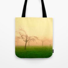 Morning Fog  - JUSTART © Tote Bag