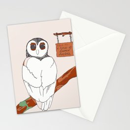 House of Learned Doctors Stationery Cards