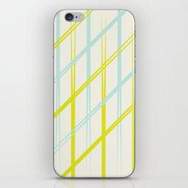 Diagonals  iPhone Skin