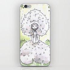 Empire of Mushrooms: Lycoperdon perlatum iPhone & iPod Skin