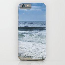 Stormy Georgia Beach iPhone Case