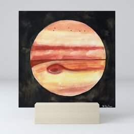 Jupiter Mini Art Print