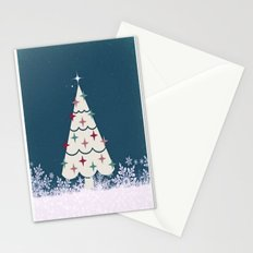 Holiday Tree Stationery Cards