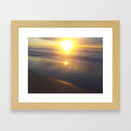 Dawns Early Light - Vincentia, Jervis Bay Framed Art Print