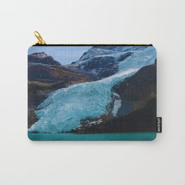 Berg Glacier in Mount Robson Provincial Park BC Carry-All Pouch