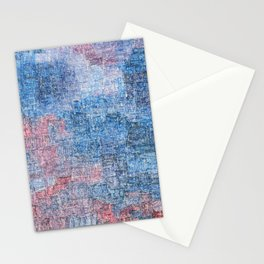 Spacetime Ripples Stationery Cards
