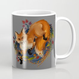 Sly Fox Spirit Animal Coffee Mug