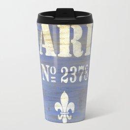 Paris 2378 Travel Mug