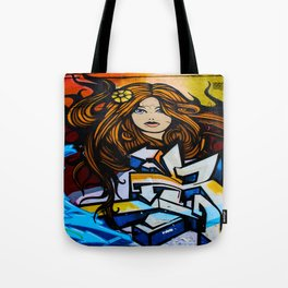Graffiti Queen  Tote Bag