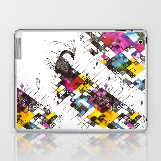 Ink Kaleidoscope Laptop & iPad Skin