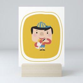 Ice Cream Please (Yellow Tales Series) Mini Art Print