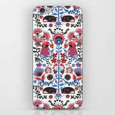 The Pug of Folk iPhone & iPod Skin