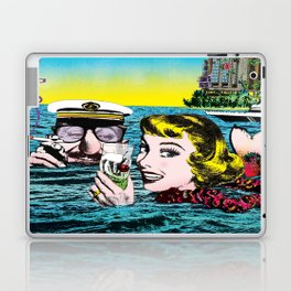 The time to think Laptop & iPad Skin