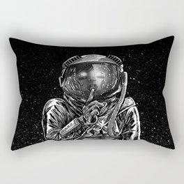 The Secrets of Space Rectangular Pillow