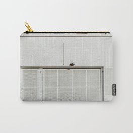 WHITE CONCRETE BUILDING UNDER BLUE SKY IN THE MORNING-9 Carry-All Pouch