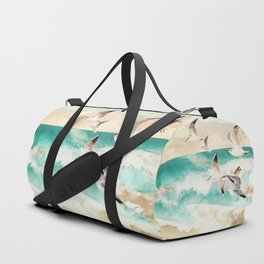 Summer Flight Duffle Bag
