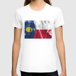 Wake Island Flag T-shirt