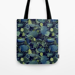 Down by the Marsh Tote Bag