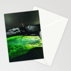 The Green Lagoon Stationery Cards