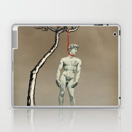 the truth is dying · humanity Laptop & iPad Skin
